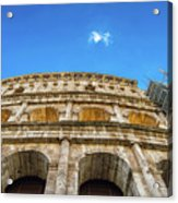 Colosseum Perspective Acrylic Print