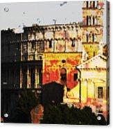 Colosseum Rome Acrylic Print