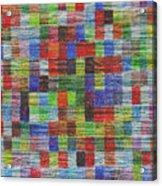 Colour Square 2 Acrylic Print