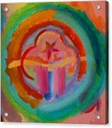 Colour States Acrylic Print