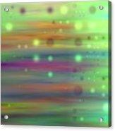 Colour13mlv - Impressions Acrylic Print