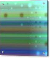 Colour15mlv - Impressions Acrylic Print
