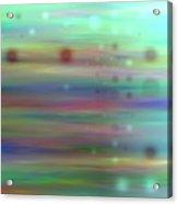 Colour16mlv - Impressions Acrylic Print
