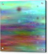 Colour25mlv - Impressions Acrylic Print