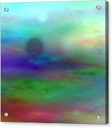 Colour28mlv - Impressions Acrylic Print