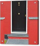 Colourful House Acrylic Print