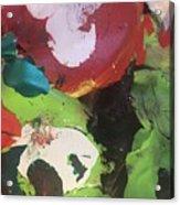 Colourful Wasteland Acrylic Print