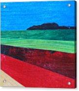Colours Of Spain Acrylic Print