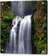 Columba River Gorge Falls 3 Acrylic Print