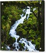 Columbia Gorge 1 Acrylic Print