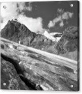 Columbia Ice Field Acrylic Print