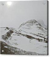 Columbia Icefields Acrylic Print