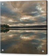 Columbia Lake Acrylic Print