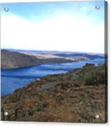 Columbia River 2 Acrylic Print