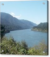 Columbia River Gorge 2 Acrylic Print