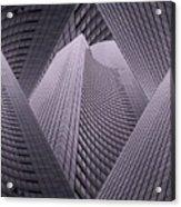 Columbia Tower Seattle Wa 2 Acrylic Print