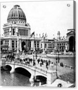 Columbian Expo, 1893 Acrylic Print