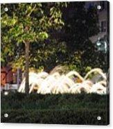 Columbus Circle 6586 Acrylic Print