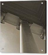 Columns To The Sky Acrylic Print
