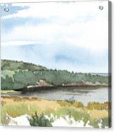 Colyer Lake Acrylic Print