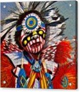 Comanche Dance Acrylic Print