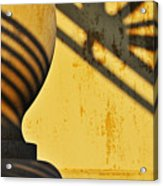 Comb Over Acrylic Print