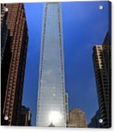 Comcast Center - Philadelphia Acrylic Print