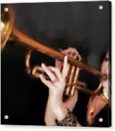 Come Blow Your Horn  ... Acrylic Print