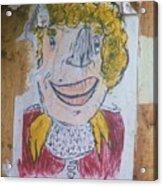 Come Find Yourself IIi Acrylic Print