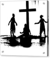 Come Let Us Worship Acrylic Print