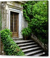 Come On Up To The House Acrylic Print