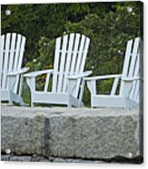Come Sit A Spell Acrylic Print