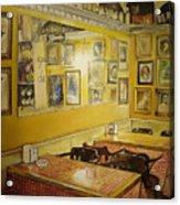 Comedor Interior Acrylic Print