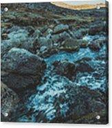 Comeragh River Acrylic Print