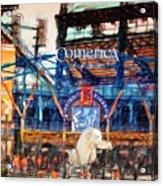 Comerica Tigers Detroit Acrylic Print