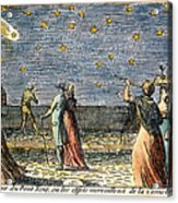 Comet Of 1812 Acrylic Print