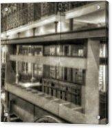 Commerce Museum Acrylic Print