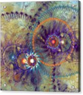 Complexity Is Worrisome Acrylic Print