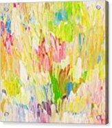 Composition Spring Acrylic Print
