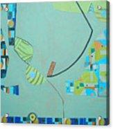 Composition II-07 Acrylic Print