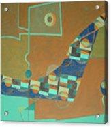 Composition IIi-07 Acrylic Print
