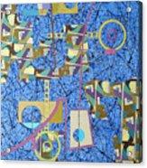 Composition Viii 07 Acrylic Print
