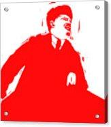 Comrade L Acrylic Print