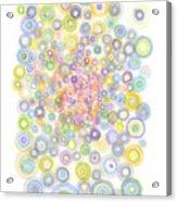 Concavity Acrylic Print