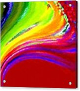 Conceptual 15 Acrylic Print