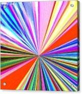 Conceptual 21 Acrylic Print