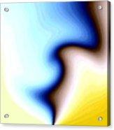 Conceptual 7 Acrylic Print