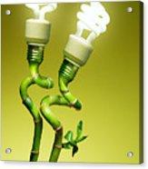Conceptual Lamps Acrylic Print