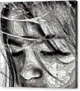 Conceptual Portrait Acrylic Print