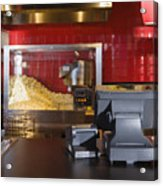 Concession Stand Acrylic Print by Andersen Ross